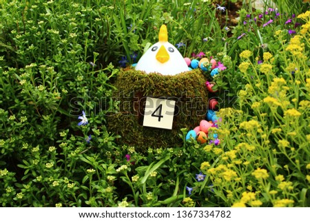 The easter countdown #1367334782