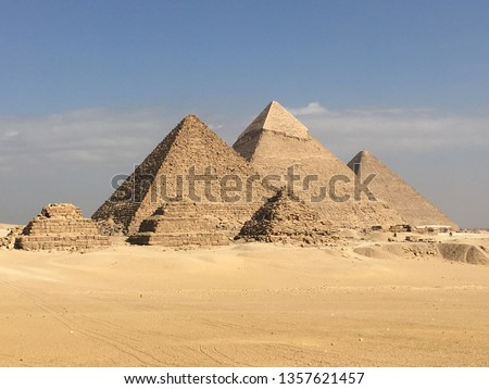 The Egyptian pyramids are ancient pyramid-shaped masonry structures located in Egypt. As of November 2008, sources cite either 118 or 138 as the number of identified Egyptian pyramids.
