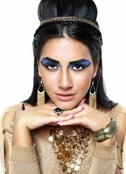The Egyptian Queen Cleopatra