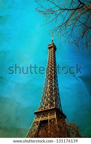 the eiffel tower  nickname la...