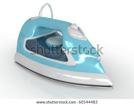 The electric iron
