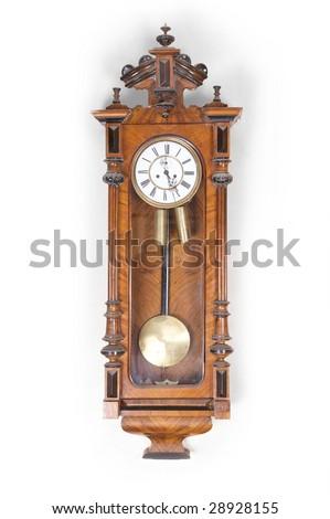The elegant and graceful pendulum clock
