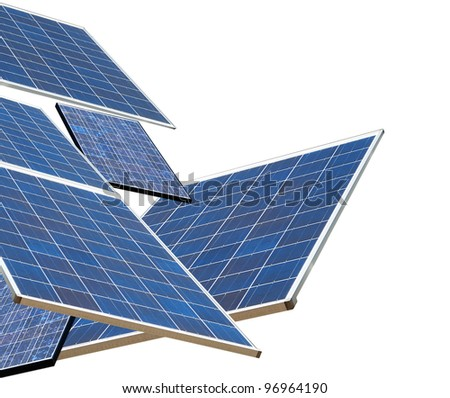 the energy solar cells