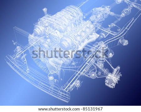The engine project