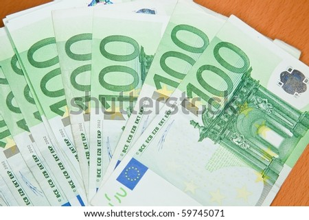 The euro is the official currency  of the Eurozone