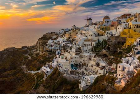 Greece. Crete.Santorini