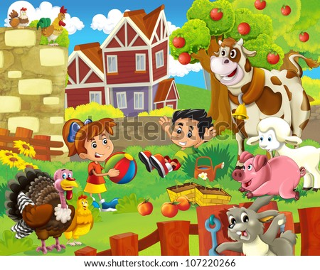 children_farm