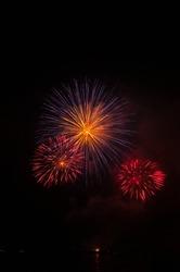 The Firework in the Fireworks Festival