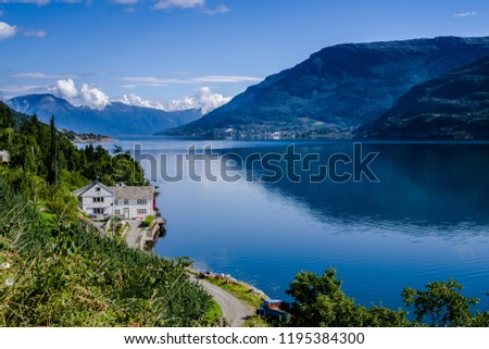 The Fjords of Norway  #1195384300