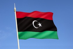The Flag of Libya dates from 1951, it fell out of use in 1969. It was adopted by the Transitional Council and anti-Gaddafi forces and reclaimed as the national flag following the civil war in 2011.