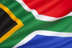 The flag of the Republic of South Africa was adopted on 27 April 1994, at the beginning of the 1994 general election, to replace the flag that had been used since 1928.