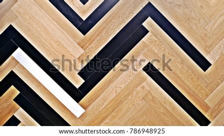 the floor Zigzag pattern    #786948925