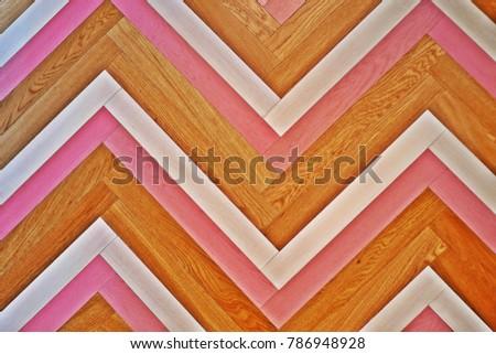 the floor Zigzag pattern    #786948928
