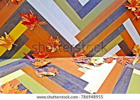 the floor Zigzag pattern    #786948955