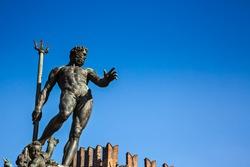 The Fountain of Neptune (Italian: Fontana di Nettuno) is a monumental civic fountain located in Piazza del Nettuno, next to Piazza Maggiore, in Bologna, Italy.