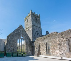 The French Church (Greyfriars Abbey) Waterford Ireland