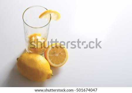 the fresh lemon #501674047