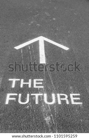 The future ahead #1101595259