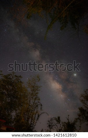 The galaxy of chiang dao