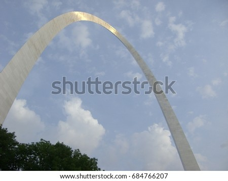 The Gateway Arch - St.Louis #684766207