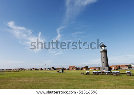 The german island called Juist
