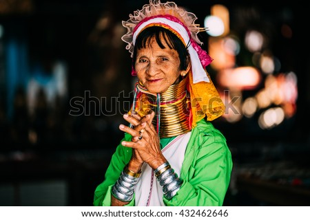 Shutterstock The Giraffe women