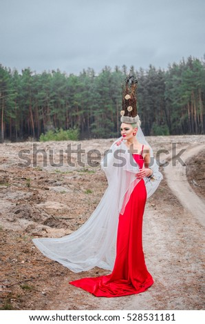f7fd0631303 Beautiful ghost girl in white dress Images and Stock Photos - Page ...