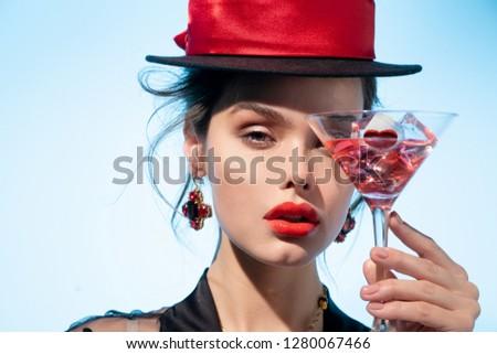 Free Photos Girl With Glass Avopix