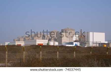 The Gravelines Nuclear Power Station is the fifth largest nuclear power station in the world, located in the North of France
