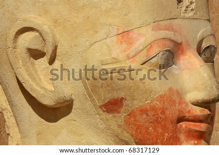 the first female pharoh hatshepsut essay Hatshepsut is possibly the first great female leader in recorded history she was  the fifth pharaoh of the eighteenth dynasty of ancient egypt (living  as the essay  'the queen who would be king' at the smithsonsian online.