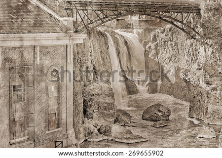 stock-photo-the-great-falls-of-the-passaic-river-and-hydro-power-station-with-a-vintage-effect-269655902.jpg