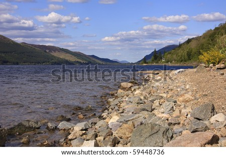 The Great Glen, Highlands of Scotland