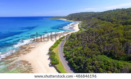 The Great Ocean Road - Victoria, Australia. #486846196