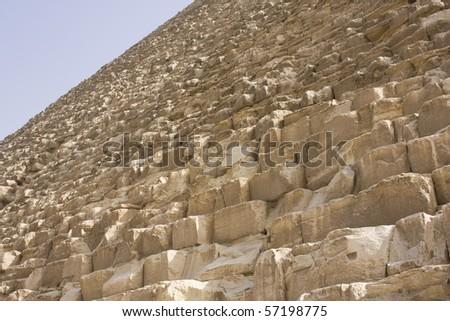 The Great Pyramid of Giza - up close #57198775