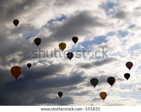 The Great Reno Balloon Race - Reno, NV