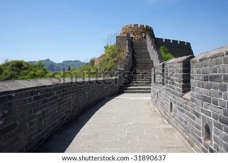 The Great Wall at Huanyaguan