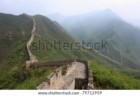 The Great Wall in China/Great Wall/The Great Wall in China