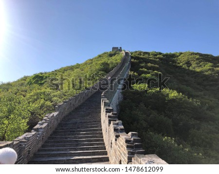 The Great Wall of China #1478612099