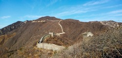 The Great Wall of China is the collective name of a series offortificationsystems built across the historical northern borders ofChina to protect and consolidate territories ofChinese states.