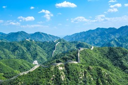 The Great Wall of China is the collective name of a series of fortification systems generally built across the historical northern borders of China to protect and consolidate territories