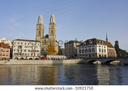 Zurich City Hall City Hall in Zurich