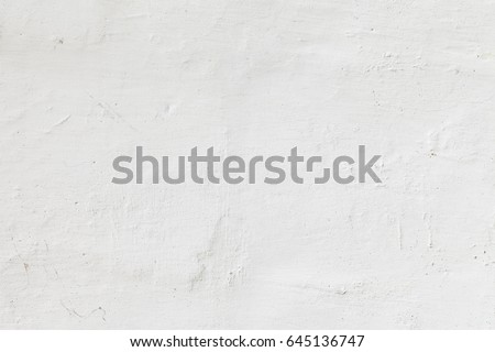 The grunge white concrete old texture wall #645136747