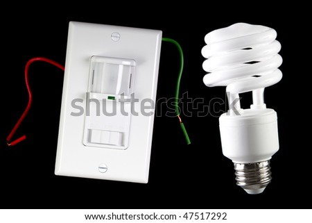 Energy Saving Motion Switches