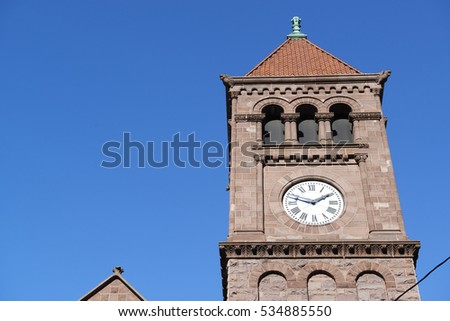 The historic Old City Pennsylvania.