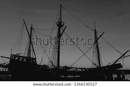 The Historical Trace of Sailors #1366530527