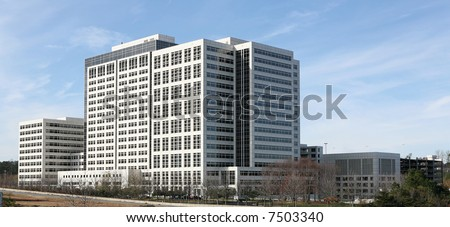 the home depot world headquarters in atlanta georgia stock photo
