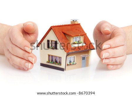 The house in human hands