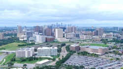 The Houston Medical Center in Texas