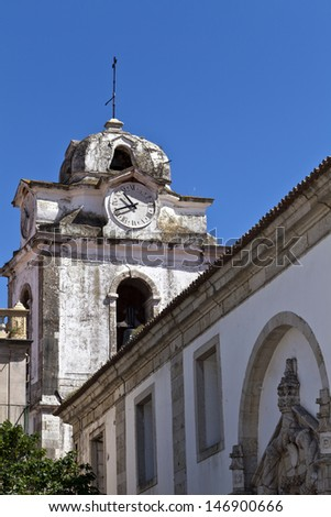 The Igreja de S�£o Juli�£o (St. Julian's Church) is an 18th-century church located in Set�ºbal, Portugal.