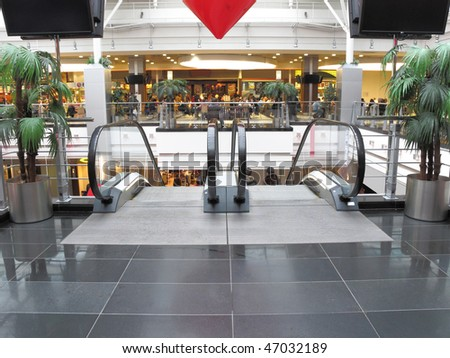 Mall and Shopping Center
